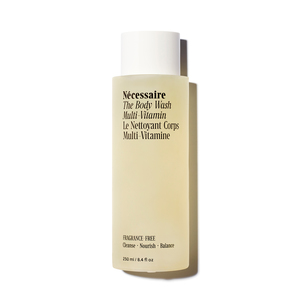 NéCESSAIRE Body Wash - Fragrance-Free | @violetgrey
