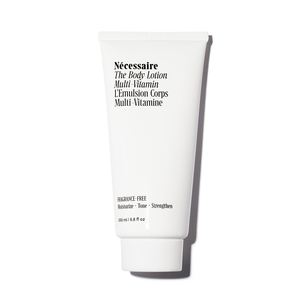 NéCESSAIRE Body Cream - Fragrance-Free | @violetgrey