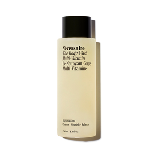 NÉCESSAIRE The Body Wash - Sandalwood | @violetgrey