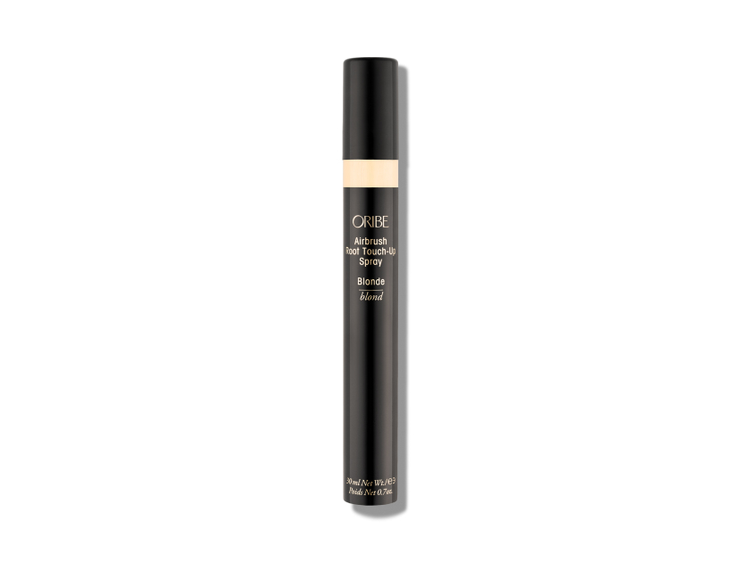 Oribe Airbrush Root Touch-Up Spray in Platinum Blonde | Shop now on @violetgrey https://www.violetgrey.com/product/airbrush-root-touch-up-spray/ORI-A1ASTPB1EAA1