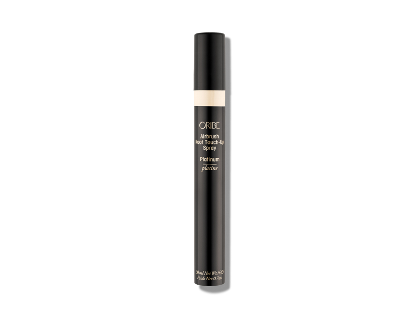 Oribe Airbrush Root Touch-Up Spray in Blonde | Shop now on @violetgrey https://www.violetgrey.com/product/airbrush-root-touch-up-spray/ORI-A1ASTSY1EAA1