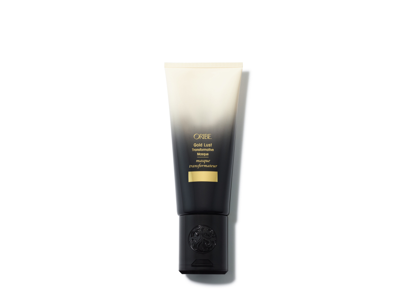 ORIBE Oribe Gold Lust Transformative Masque in 5 oz | Shop now on @violetgrey https://www.violetgrey.com/product/gold-lust-transformative-masque/ORI-CO-GLM-50Z-BLC-3-1