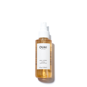OUAI Wave Spray | @violetgrey