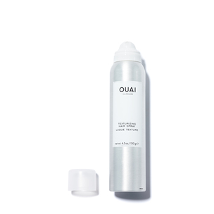 OUAI Texturizing Hair Spray | @violetgrey
