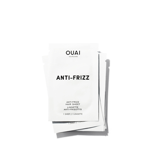 OUAI Anti-Frizz Hair Sheets | @violetgrey