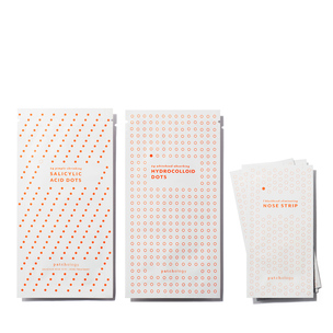 PATCHOLOGY Breakout Box 3-In-1 Acne Treatment Kit | @violetgrey