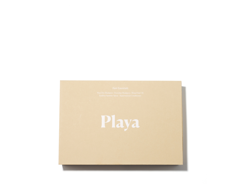 PLAYA Hair Essentials Set - 20.1oz | @violetgrey