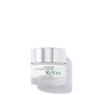 RéVIVE Sensitif™ Renewal Cream Daily Cellular Protection Broad Spectrum SPF 30 Sunscreen   - 1.7 oz | @violetgrey