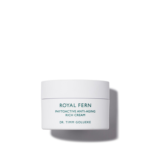 ROYAL FERN Phytoactive Anti-Aging Rich Cream | @violetgrey