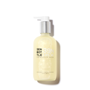 SEA BOTTLE Softening Hand Wash | @violetgrey