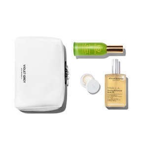 VIOLET GREY GIFTS The Green Beauty Set | @violetgrey