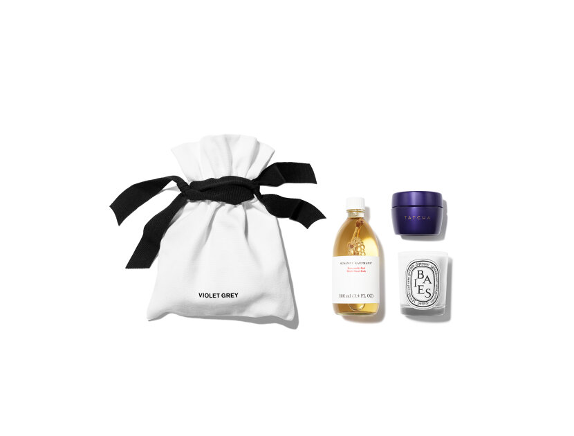 VIOLET GREY GIFTS - The Bathtime Beauty Set