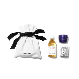 VIOLET GREY GIFTS The Bathtime Beauty Set | @violetgrey