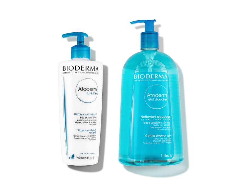 Bioderma - Atoderm Body Set
