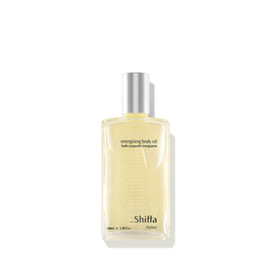 SHIFFA Energising Body Oil | @violetgrey