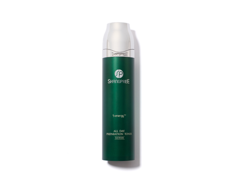 SHANGPREE S-energy All Day Preparation Toner - 4.73 fl oz | @violetgrey