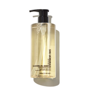 SHU UEMURA ART OF HAIR Cleansing Oil Shampoo Gentle Radiance Cleanser - 13.4 oz | @violetgrey