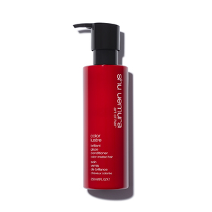 SHU UEMURA ART OF HAIR Color Lustre Brilliant Glaze Conditioner | @violetgrey