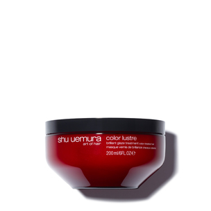 SHU UEMURA ART OF HAIR Color Lustre Brilliant Glaze Treatment Masque | @violetgrey