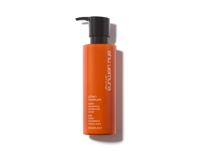 Shu Uemura Art of Hair Urban Moisture Conditioner in 8.45 oz | Shop now on @violetgrey https://www.violetgrey.com/product/urban-moisture-conditioner/SHU-E1938800