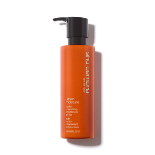 SHU UEMURA ART OF HAIR Urban Moisture Conditioner - 8.45 oz | @violetgrey