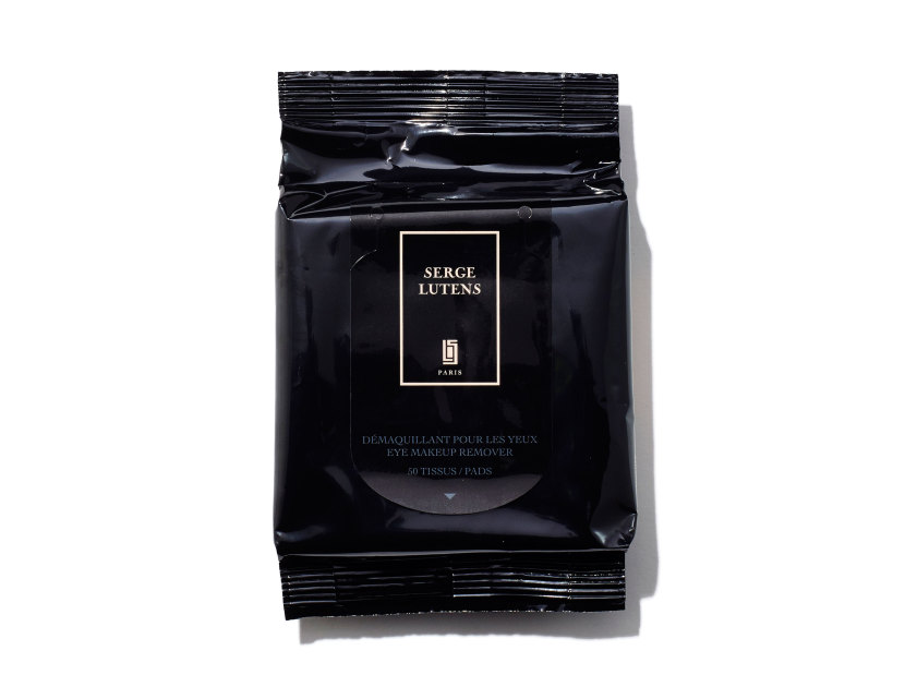 Serge Lutens Make-up Remover Pads in 50 count | Shop now on @violetgrey https://www.violetgrey.com/product/make-up-remover-pads/SLU-10130763101