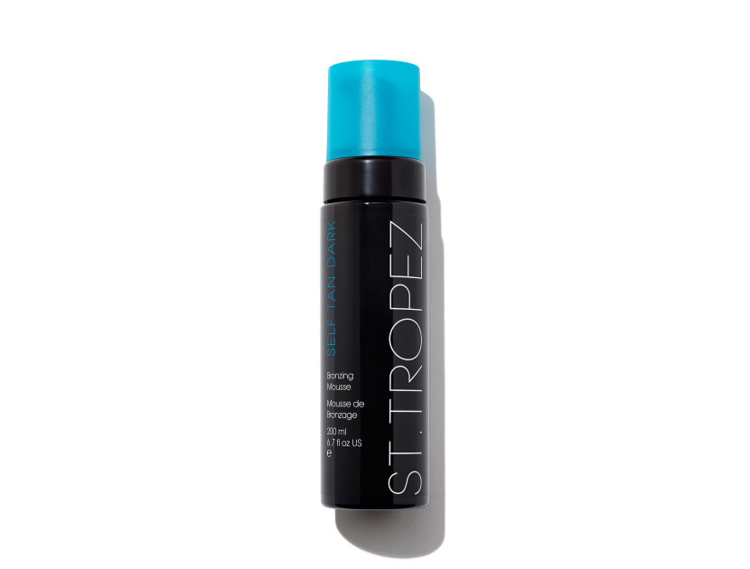 ST. TROPEZ Self Tan Dark Bronzing Mousse - 6.7 oz | @violetgrey