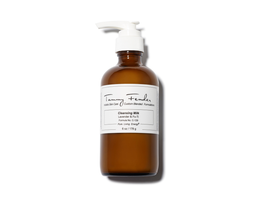 TAMMY FENDER Cleansing Milk | @violetgrey