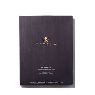 TATCHA Deep Hydration Lifting Mask | @violetgrey