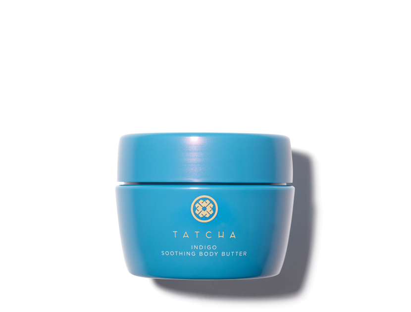 Tatcha Indigo Soothing Silk Body Butter in 6.8 oz | Shop now on @violetgrey https://www.violetgrey.com/product/indigo-soothing-silk-body-butter/TAT-N250250011
