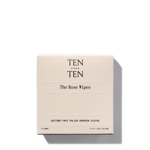 TENOVERTEN Non-Acetone Polish Remover + Finishing Hand Cleanser Cloths | @violetgrey