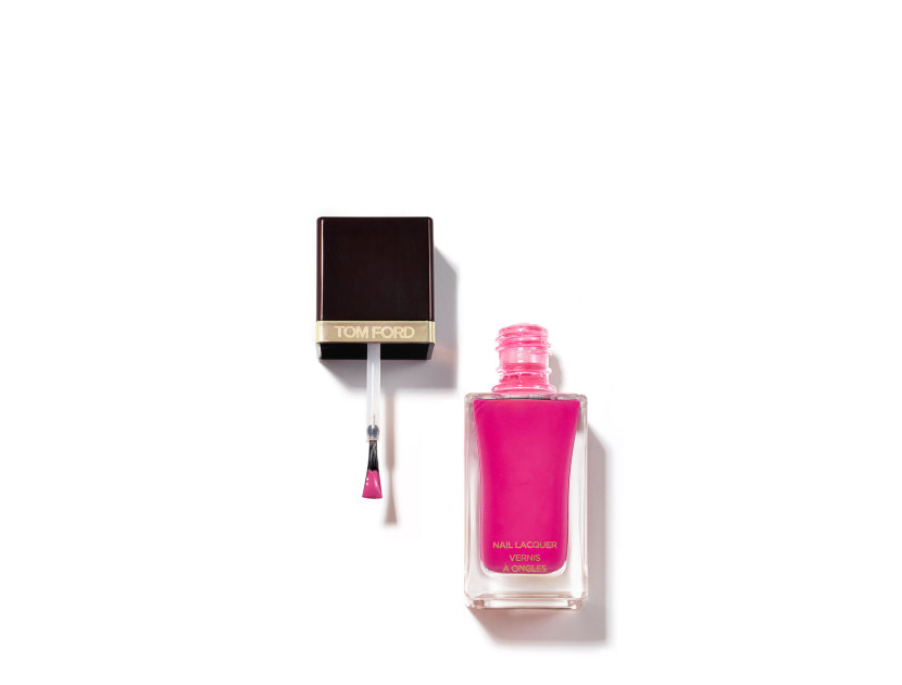 TOM FORD Nail Lacquer - Indian Pink | @violetgrey