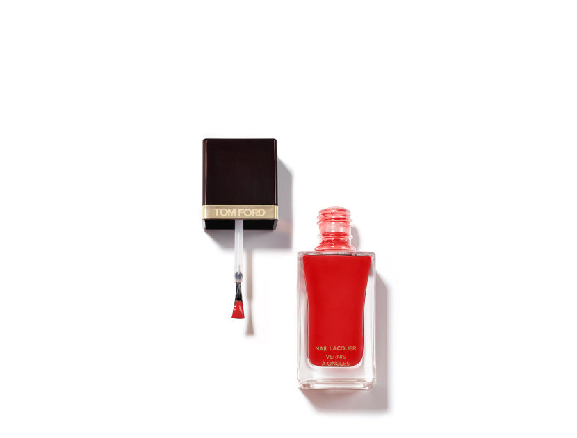 TOM FORD Nail Lacquer - Carnal Red | @violetgrey
