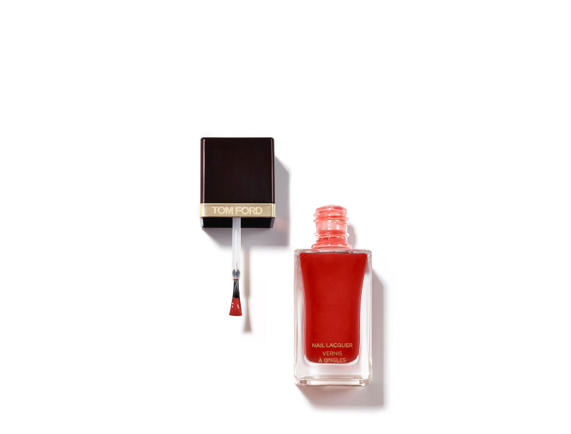 TOM FORD Nail Lacquer - Scarlet Chinois | @violetgrey