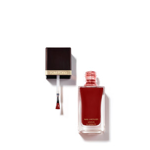 TOM FORD Nail Lacquer - Smoke Red | @violetgrey