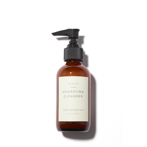 TRUE BOTANICALS Hydrating Cleanser | @violetgrey