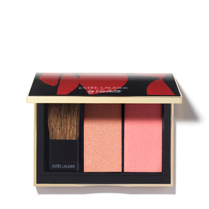 ESTéE LAUDER BY VIOLETTE Pure Color Envy Sculpting Blush Duo - 01 Soleil Doré / 02 Camélia | @violetgrey