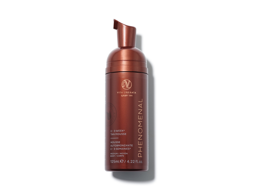 VITA LIBERATA pHenomenal 2-3 Week Tan Mousse - Medium | @violetgrey