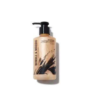 WINDLE & MOODIE Nourishing Treatment Shampoo | @violetgrey