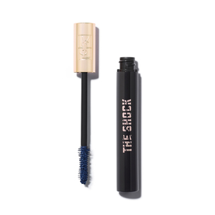YVES SAINT LAURENT The Shock Volumizing Mascara - Navy | @violetgrey