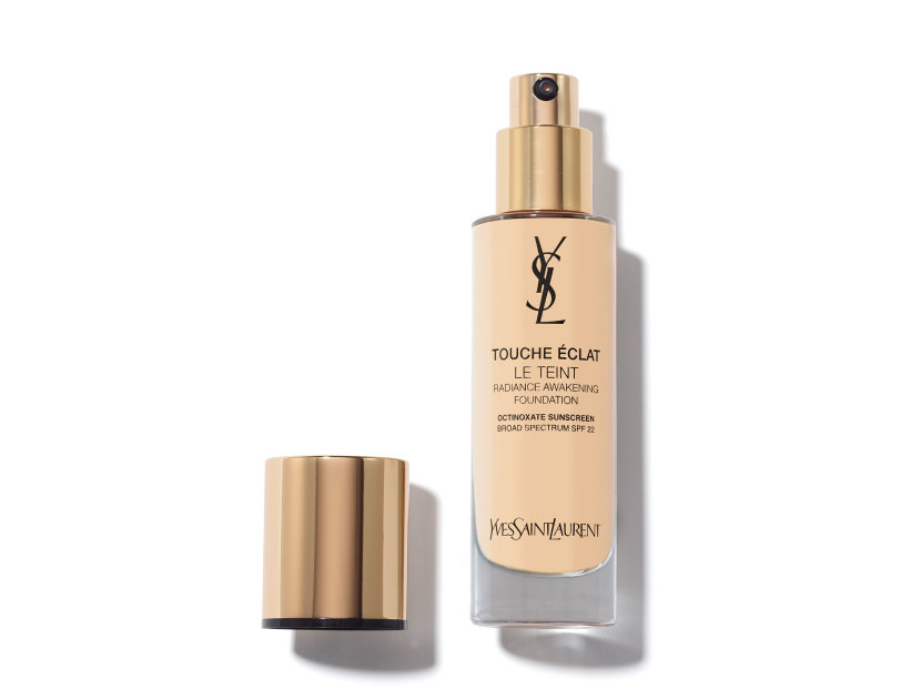 YVES SAINT LAURENT Le Teint Touche Éclat Foundation - Beige 10 | @violetgrey