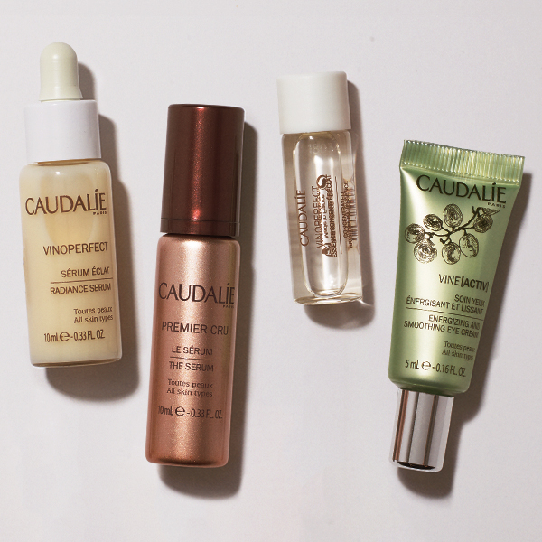 Caudalie gwp footer mini bag promo 2
