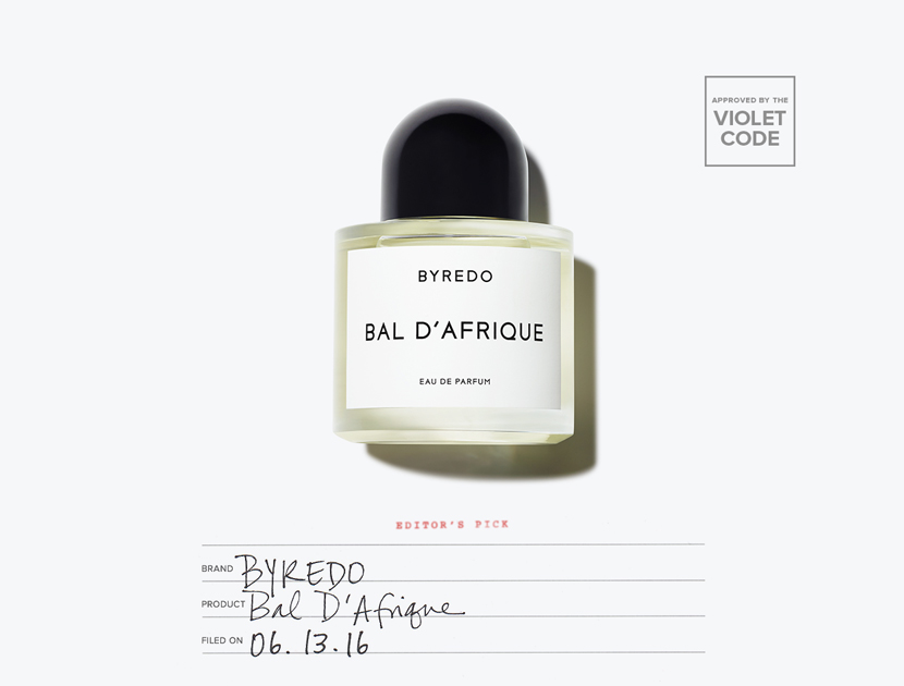 Byredo Bal D'Afrique | The Violet Files