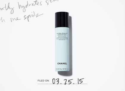 Chanel hydra beauty essence mist promo