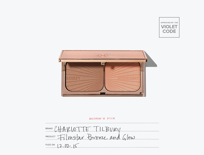 Charlotte Tilbury Filmstar Bronze and Glow | The Violet Files
