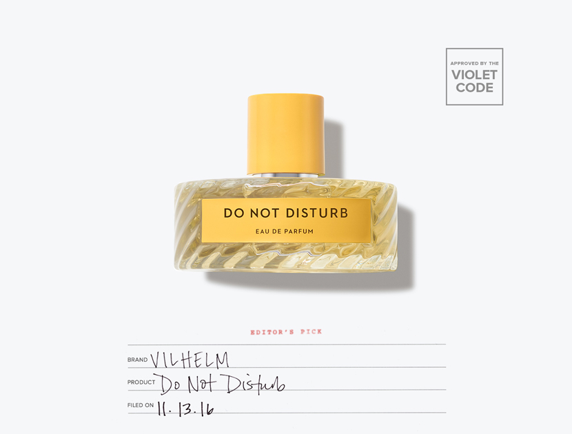 Vilhelm Do Not Disturb | The Violet Files