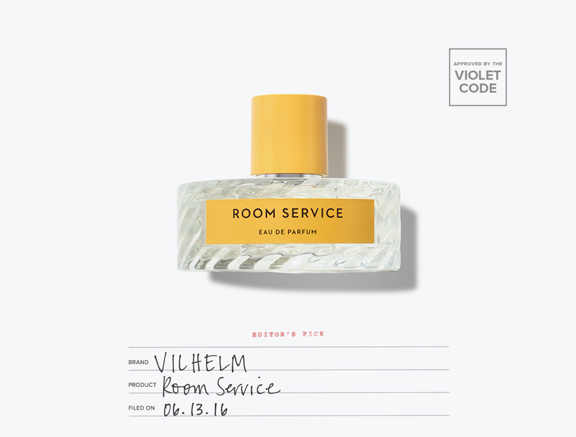 Vilhelm Room Service | The Violet Files