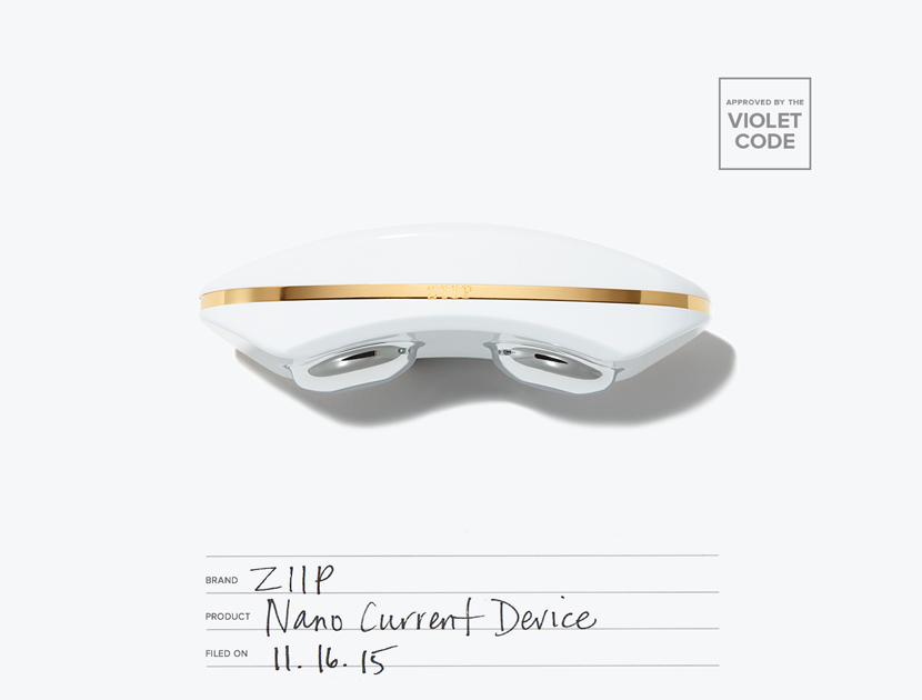 ZIIP Nano Current Device | The Violet Files