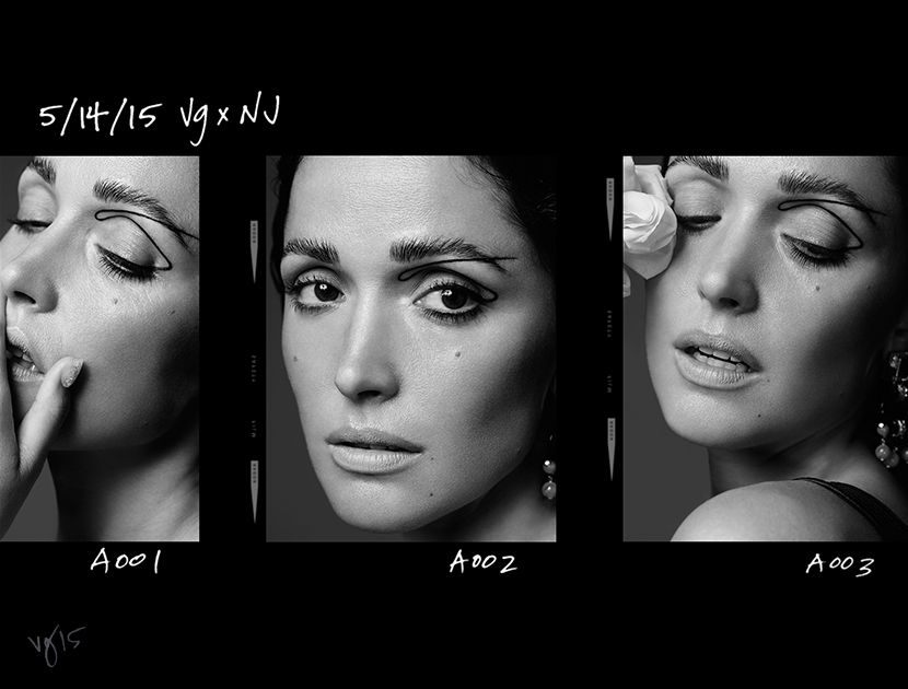 Beauty Test With Rose Byrne
