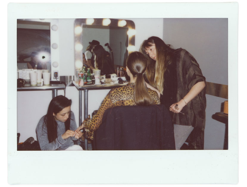 Behind the scenes with Michele Ouellet on THE DEAL MAKER | #VioletGrey, The Industry's Beauty Edit